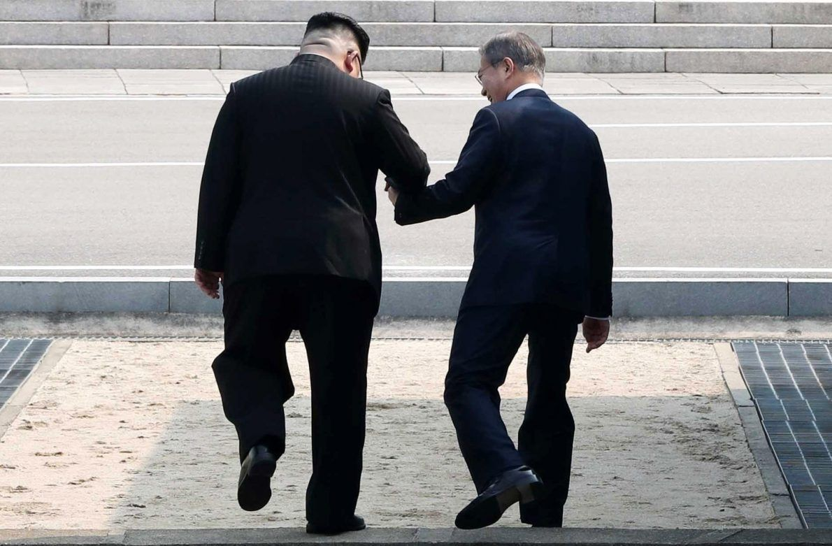 Ким Жон Ун Өмнөд Солонгосын ерөнхийлөгчтэй 2019 онд олон дахин уулзах хүсэлтэйгээ илэрхийлжээ