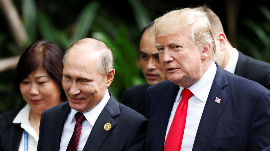 Трамп, Путин хоёр Хельсинк хотод уулзах төлөвтэй байна
