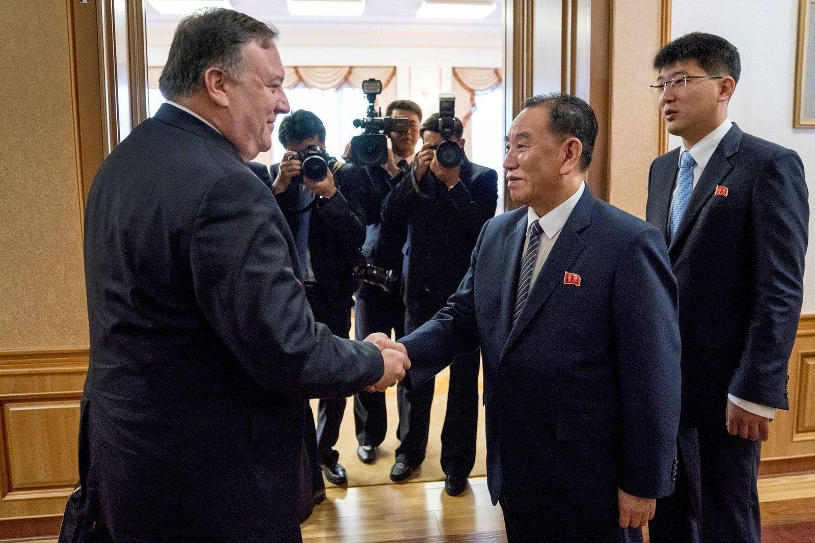 Солонгосын хойгийг цөмийн зэвсгээс ангижруулах зорилт бүтэлгүйтэж магадгүй болсныг Хойд Солонгос мэдэгдлээ