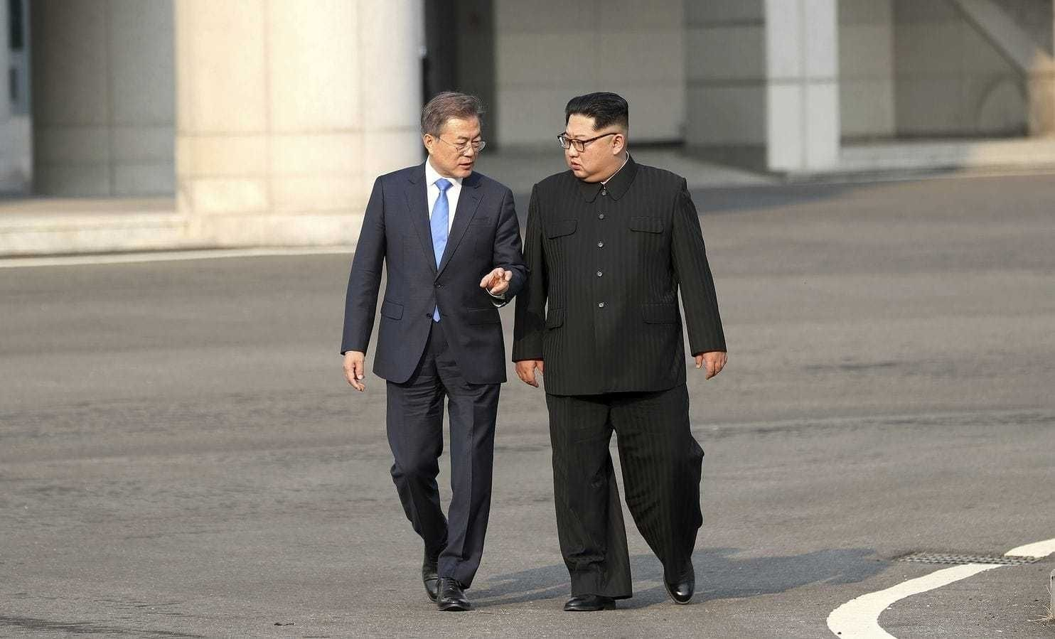 Хоёр Солонгосын удирдагчид уулзах хугацаагаа тохиролцжээ