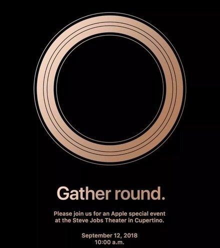 79ffd7 apple 2018 iphone event invitation x220