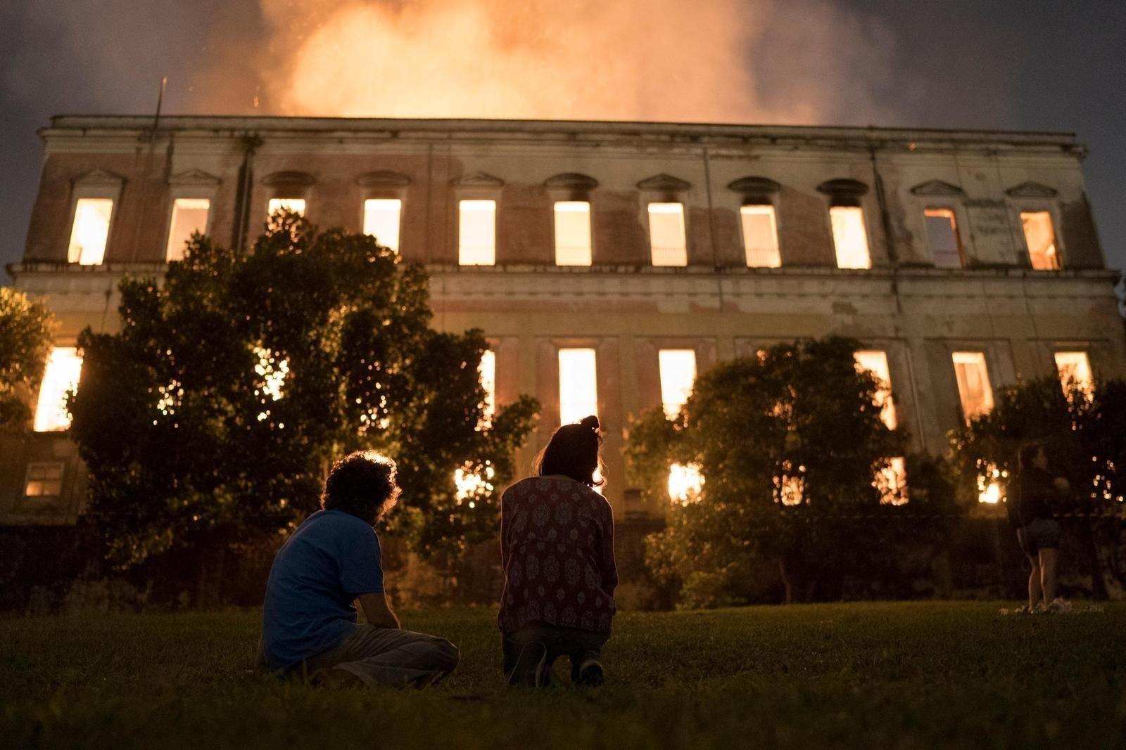 Бразилын үндэсний музейд шатаж устсан байж болзошгүй түүхийн 5 үнэт дурсгал