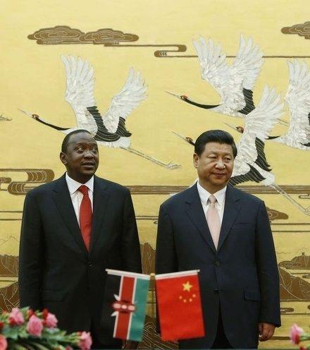 Bfcdde xi and kenyan president x220