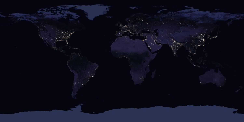 2018 онд дэлхий дахинд цахилгаангүй иргэдийн тоо анх удаа нэг тэрбумаас доошилсон жил болов
