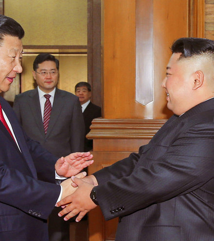 52f695 kim jong un xi jinping 4th meeting x220