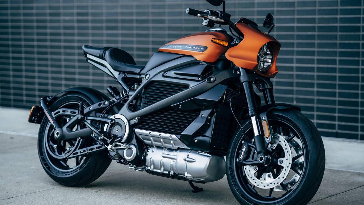 Харли Дэвидсон анхны цахилгаан мотоциклийнхээ захиалгыг авч эхэллээ