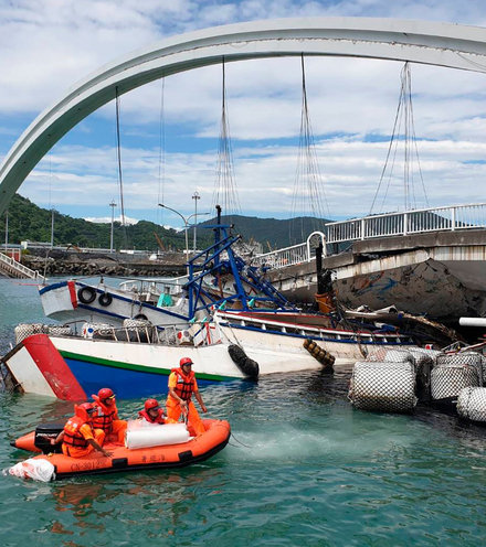 C3a3f3 bridge collapse taiwan x220