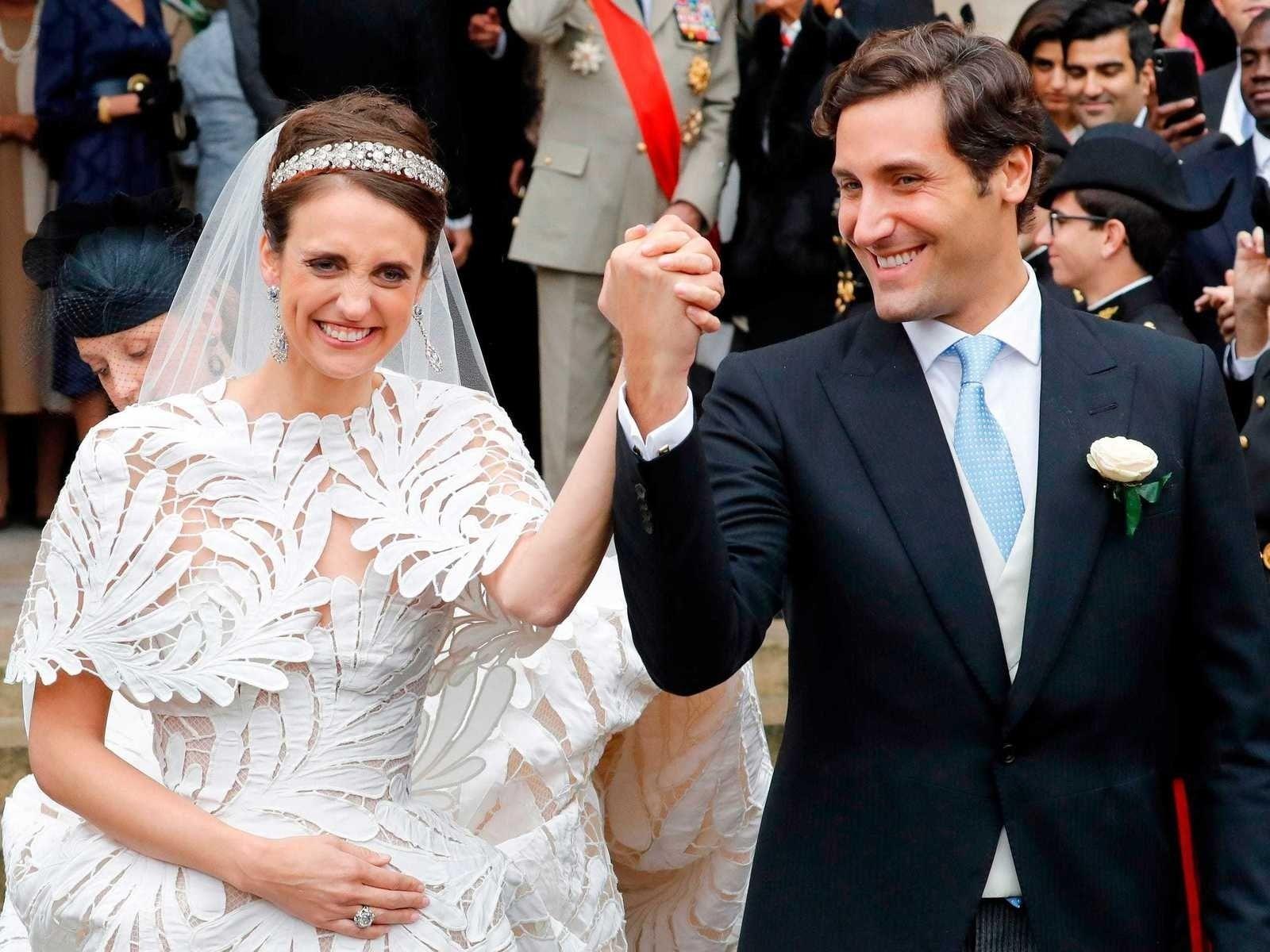 Наполеоны удмын залуу Наполеоны хоёр дахь эхнэрийн үр удамтай гэрлэжээ