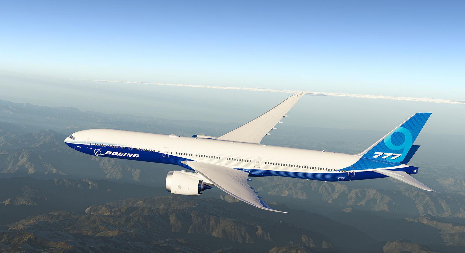 Boeing компани 777X загварын нисэх онгоцныхоо нээлтийг хойшлууллаа