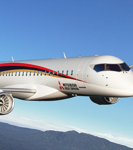 B9c0cf mitsubishi regional jet x220