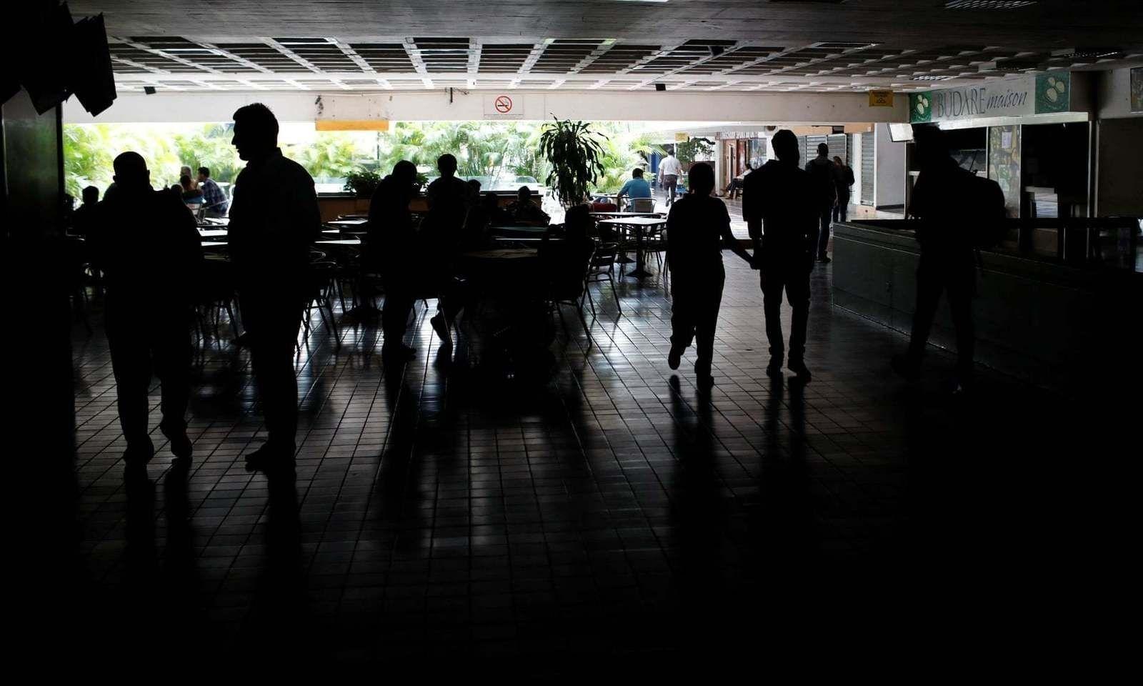 Венесуэль улсыг харанхуй нөмрөөд байна
