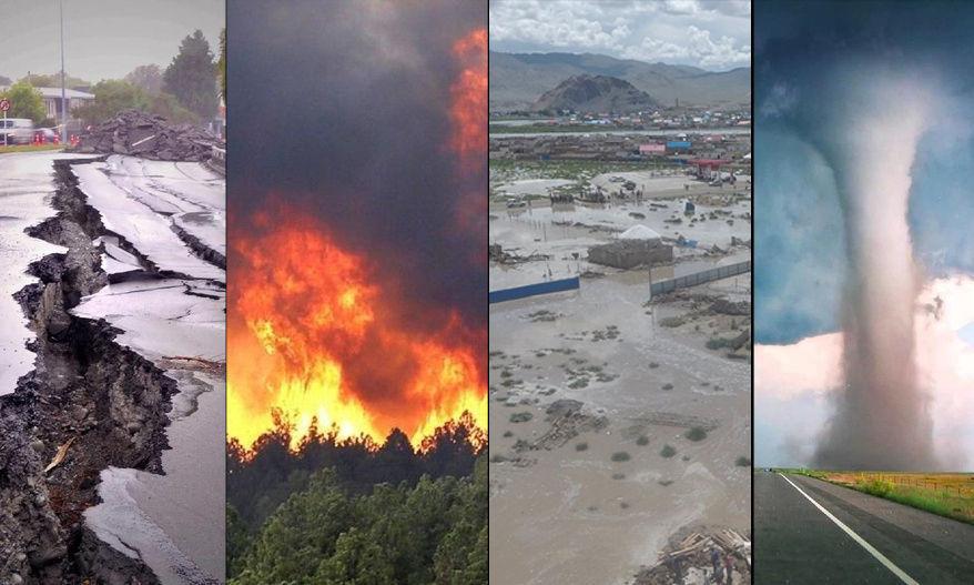 Монгол оронд 2019 оны хавар, зуны улиралд тохиолдож болзошгүй байгалийн аюулт үзэгдлүүд