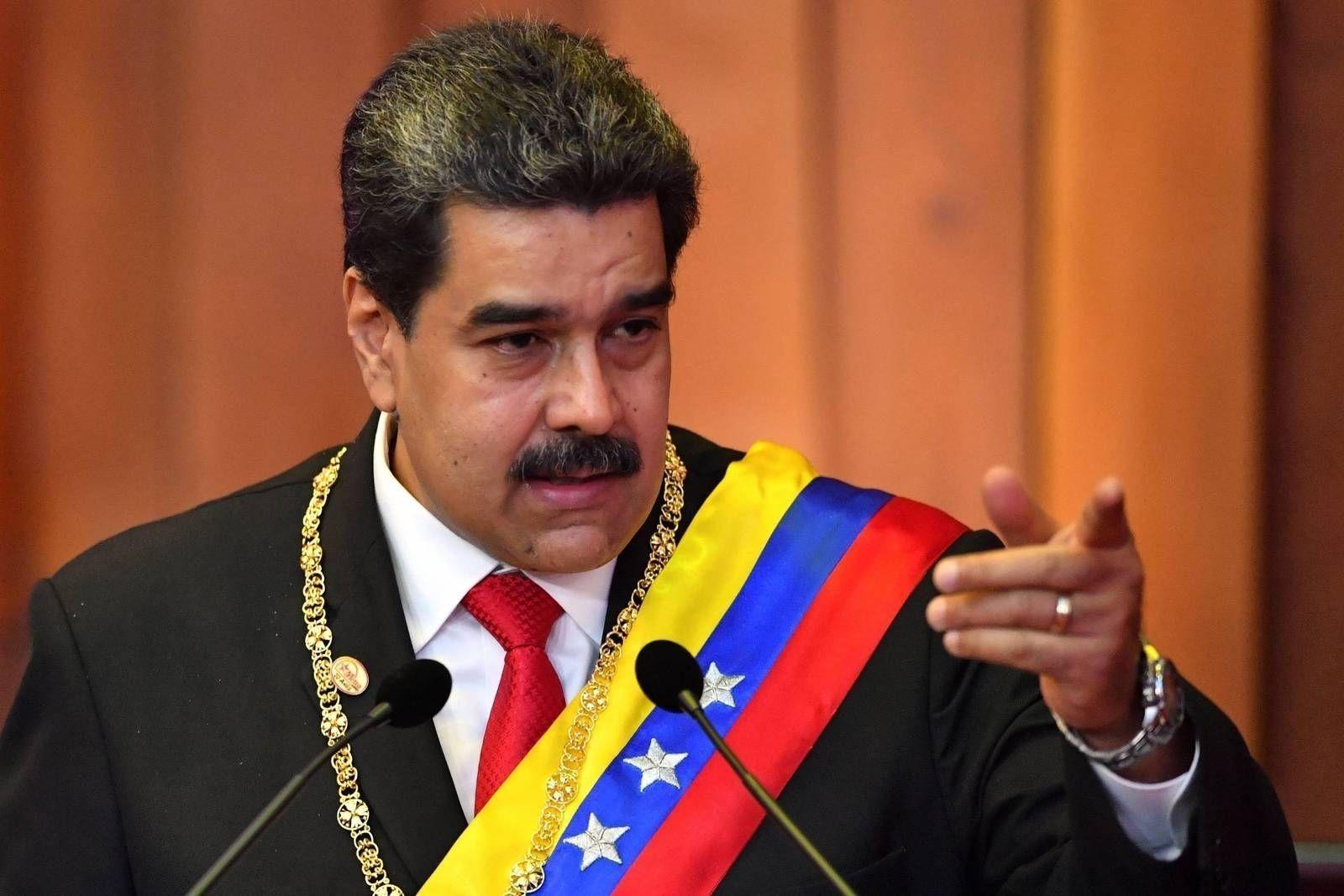 Мадурогийн амийг хорлох хуйвалдааныг илрүүлснээ Венесуэлийн засгийн газар зарлажээ