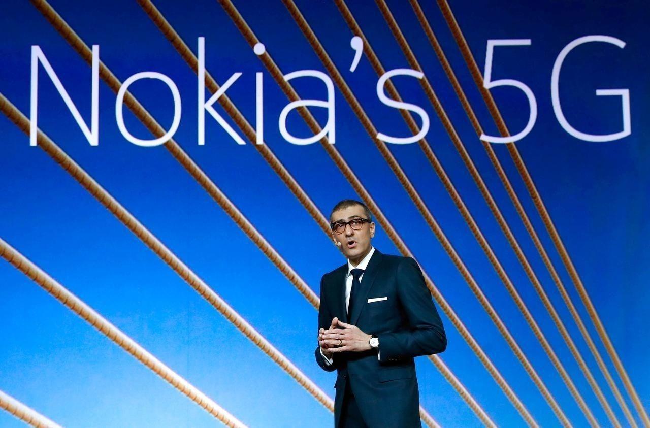 Нокиа 5G сүлжээний зах зээлд Хуавэйг гүйцэхээр шаргуу ажиллаж байна