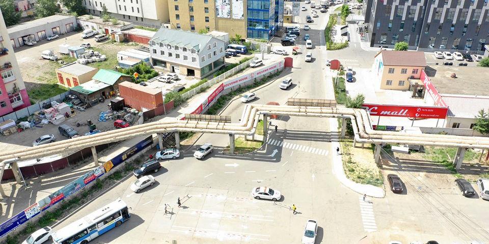 """Нийтийн тээврийн үйлчилгээний """"БММЗ"""" нэрийн автобусны эцсийн зогсоолыг Мишээл экспо руу шилжүүлэх төлөвлөлт"""