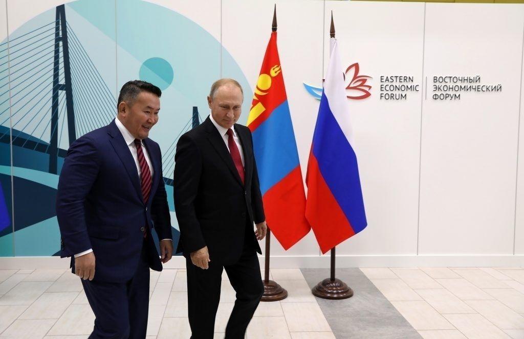 В.Путин Халхын голын байлдааны ялалтын 80 жилийн ойн арга хэмжээнүүдэд оролцоно
