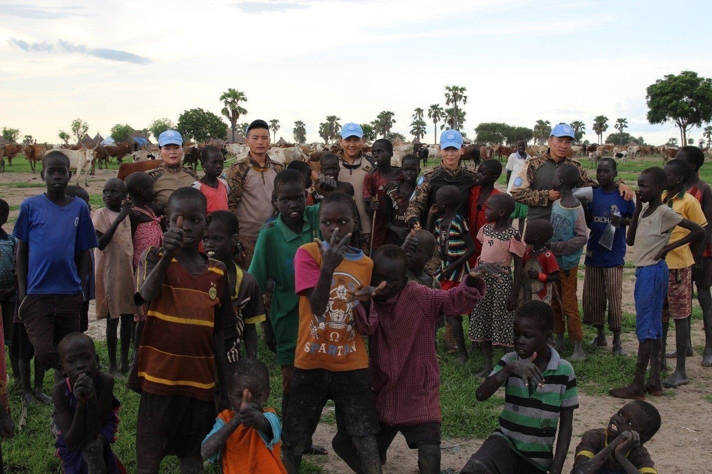71636e_d3_x974 Өмнөд Судан дахь монгол алба хаагчид холын зайн эргүүлийг дугуйтай гүйцэтгэжээ