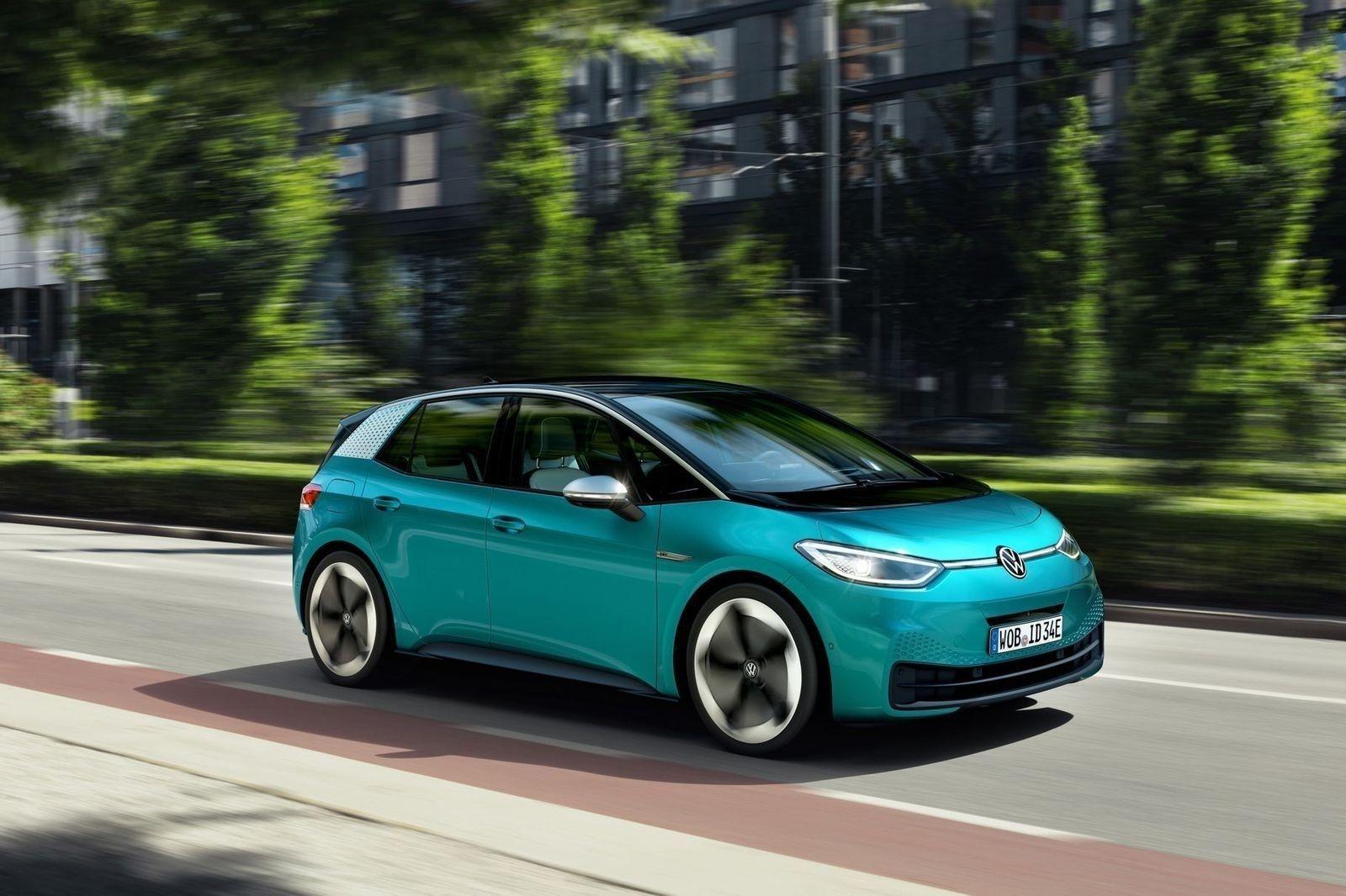 VW групп масс зах зээлд зориулсан анхны бүрэн цахилгаан автомашинаа танилцууллаа