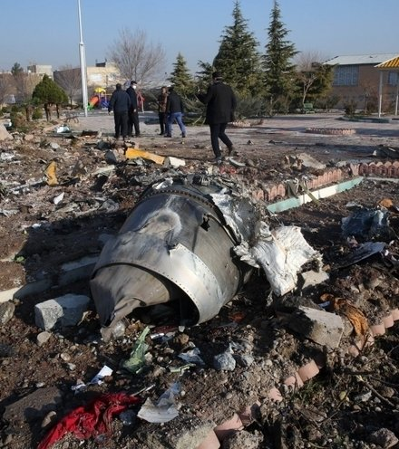 B62b62 ukraine plane crash in iran x220