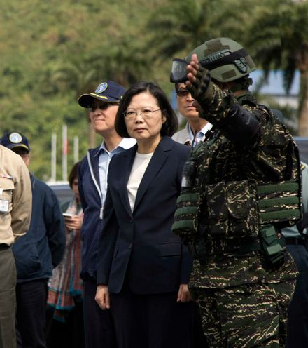 8dtygz taiwan president with army x220