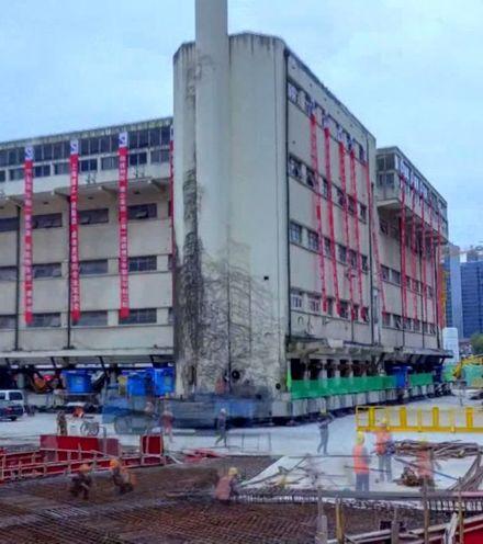 5vzjzc shanghai building walking machine x220