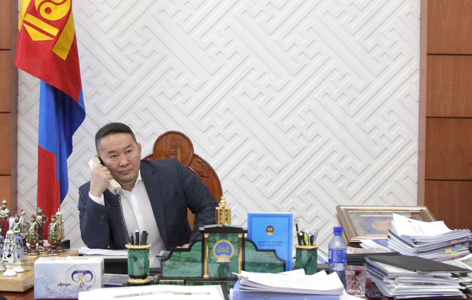 Майк Помпео Монгол Улсад хийх айлчлалаа хойшлуулах болсондоо хүлцэл өчиж, утсаар ярилаа