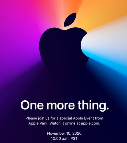 C748nm apple one more thing x220
