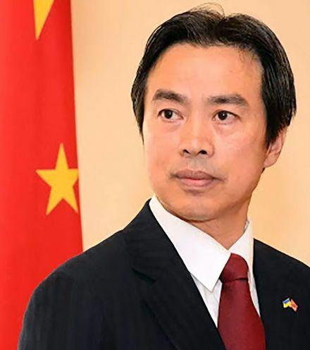 8v4v42 chinese ambassador in israel x220
