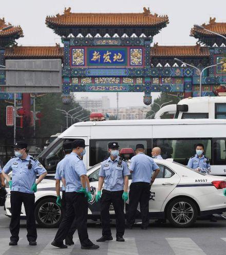 Mycqbp beijing market lockdown covid x220