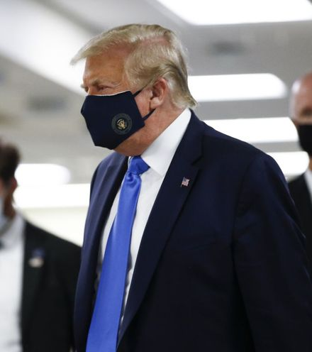Tvvigu trump with mask first time x220
