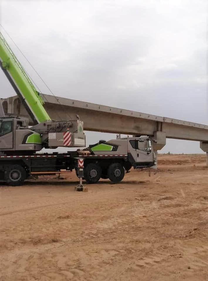 Тавантолгой-Зүүнбаянгийн төмөр замын бетон гүүр барих ажил 52 хувийн гүйцэтгэлтэй байна