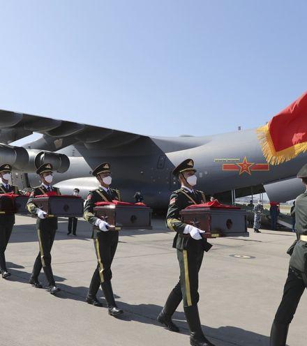 Jmvj3s skorea to china war remains 1 x220