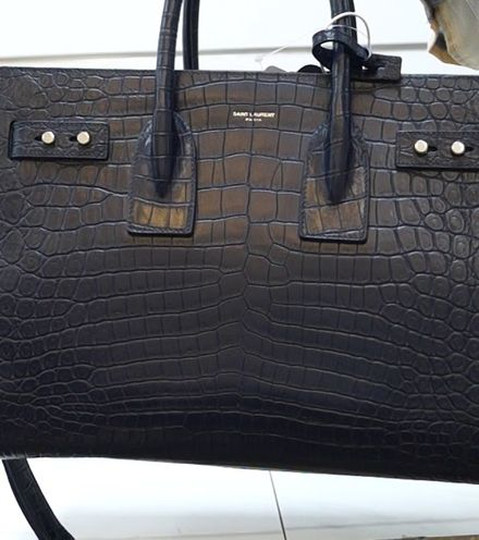 89fmet saint laurent alligator bag x220