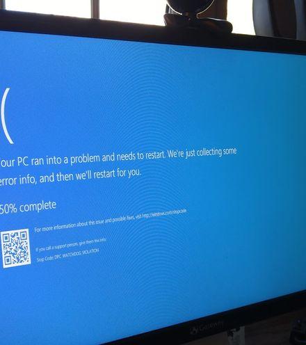 Udn5xk windows blue screen x220